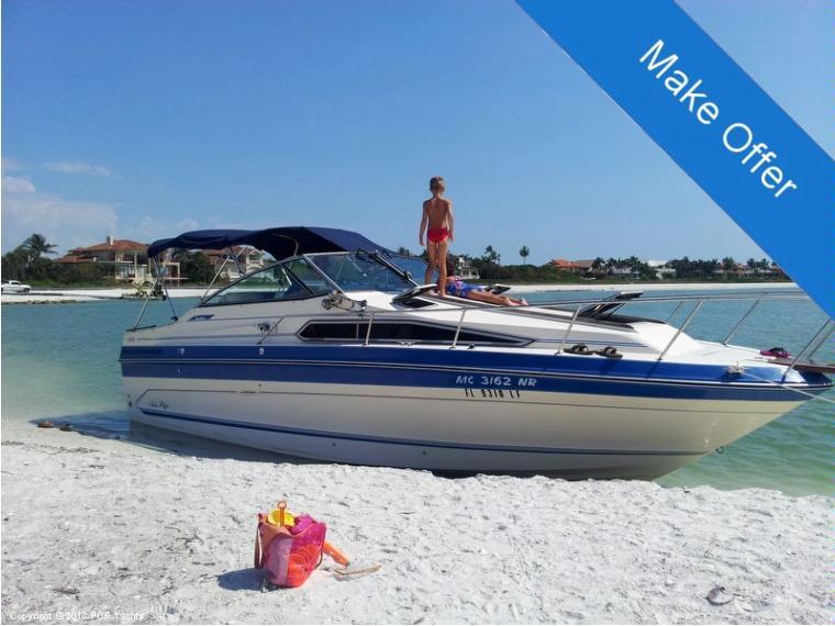 Sea Ray 268 Sundancer In Florida Power Boats Used 79998