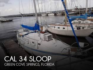 CAL 34 Sloop
