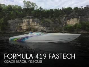 Formula 419 FASTech