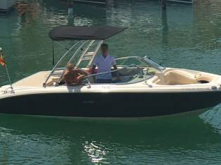 Sea Ray 210 Sundeck - 50th Anniversary Edition in Florida
