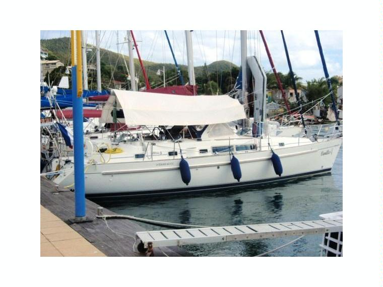 Beneteau Oceanis 40 CC in Rest of the world | Sailing ...
