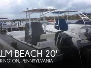 Palm Beach White Cap 200