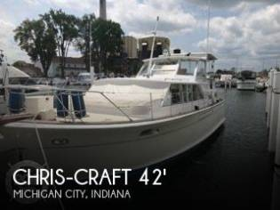 Chris-Craft Commander 42