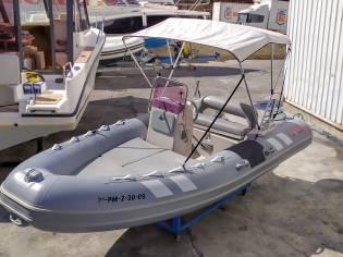 Sea Ribs 470 sub