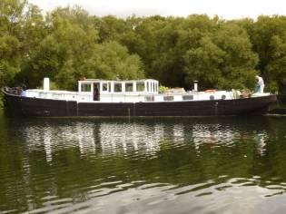 Classic Dutch Barge