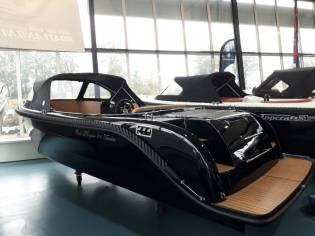 OUD-HUIJZER   616 Tender incl. Suzuki 20ARL