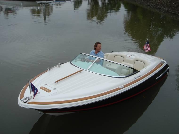 Chris Craft Speedster in Limburg | Speedboats used 68556