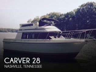 Carver 28 Voyager