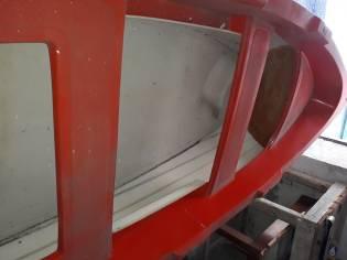 Barca vetroresina doppio fondo