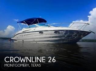 Crownline 26