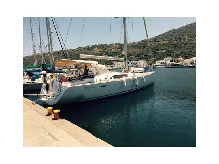 Beneteau Oceanis 54 In Israel Sailing Cruisers Used