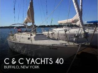 C & C Yachts 40