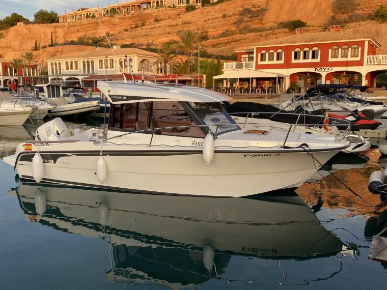 Timonier 7.25 Outboard
