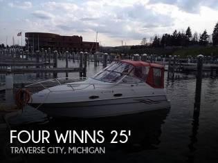 Four Winns 258 Vista Pocket Cruiser