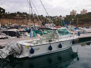 Baha Cruiser 299 SF