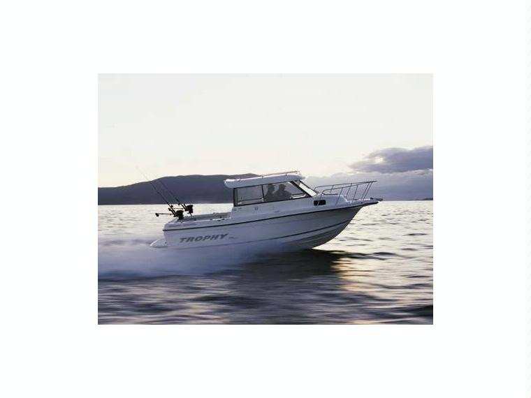 Bayliner - Trophy Pro 2359 in Devon | Power boats used 10010