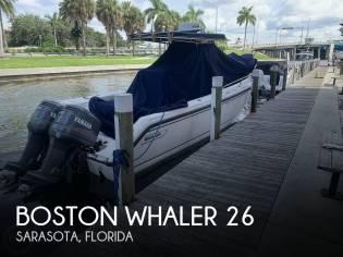 Boston Whaler Outrage 26