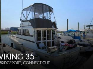 Viking 35 Convertible