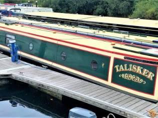 Narrowboat 60' GT Boatbuilders / Whisky Boatfitter