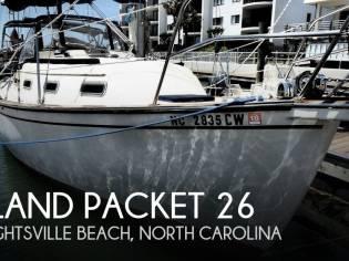 Island Packet 27