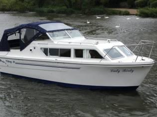 Viking Boats widebeam 26
