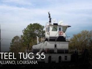 Steel Tug 55 Tug Towing Vessel TD