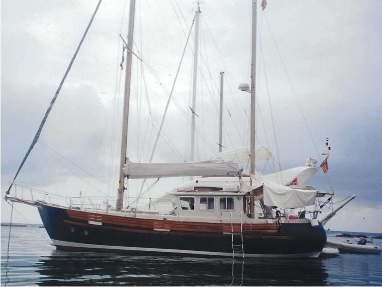 Fisher 37 Ketch in Majorca   Sailboats used 48536 - iNautia