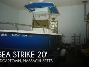 Sea Strike 205 Center Console