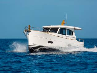 Sasga Yachts Menorquín 34 HT
