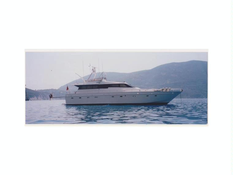 Derecktor 66 in Greece | Power boats used 05050 - iNautia