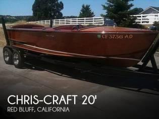 Chris-Craft Special Sportsman