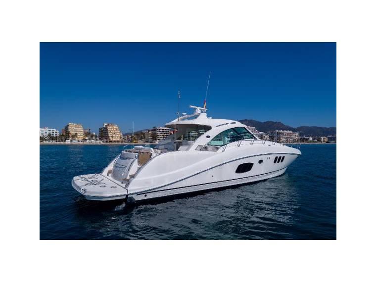 Sea Ray 55 Sundancer In Spain Motor Yachts Used 00102 Inautia