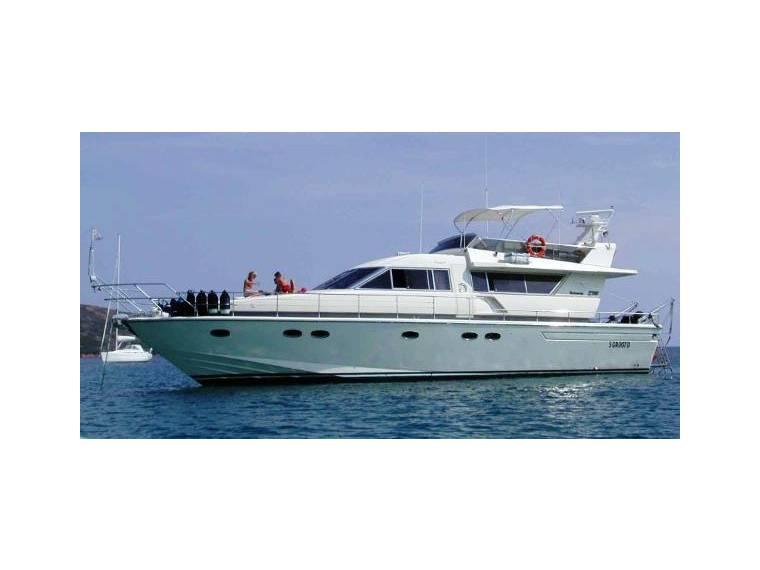 Posillipo Technema 65 in Italy | Speedboats used 54514 - iNautia