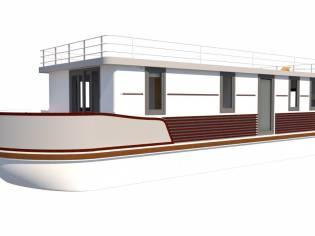 Villaboat Houseboat 17 Classic De Luxe