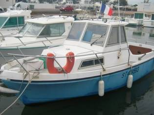 ARTABAN 680 in Finistère   Power boats used 01495 - iNautia