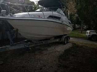 Chaparral 24 signature series