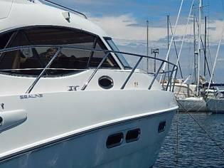 Sealine C39 In Sicily Cruisers Used 97511 Inautia