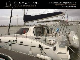 Charter Cat wild cat 35