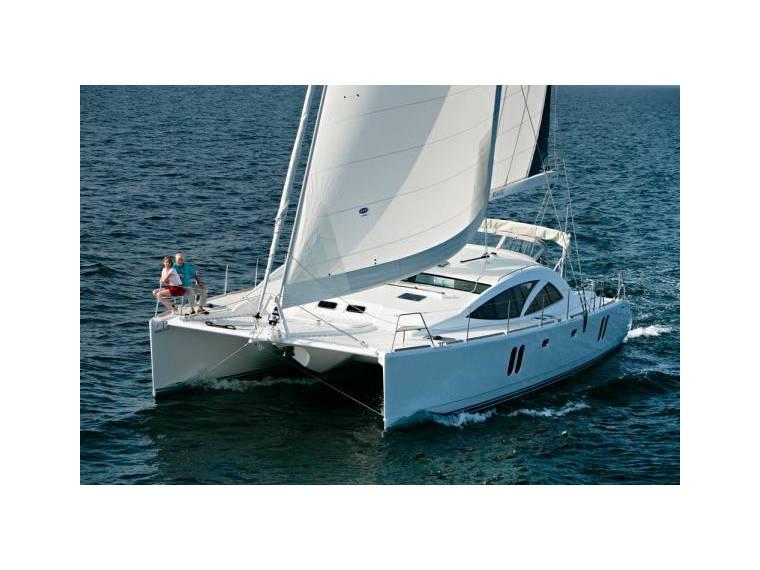 Cat 50 blue water cruiser
