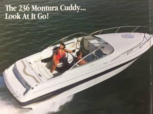 Monterey 236 Montura Cuddy