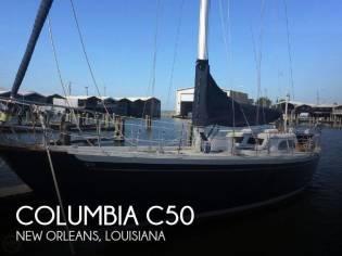 Columbia C 50 Cutter Rig Sloop