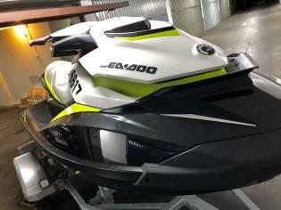 Moto de agua SeaDoo GTI 130 SE 2017