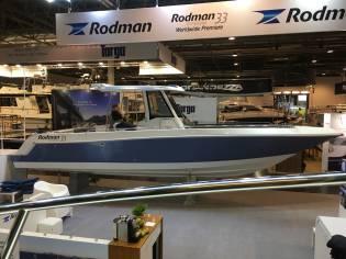 Rodman 33 Offshore - STOCK