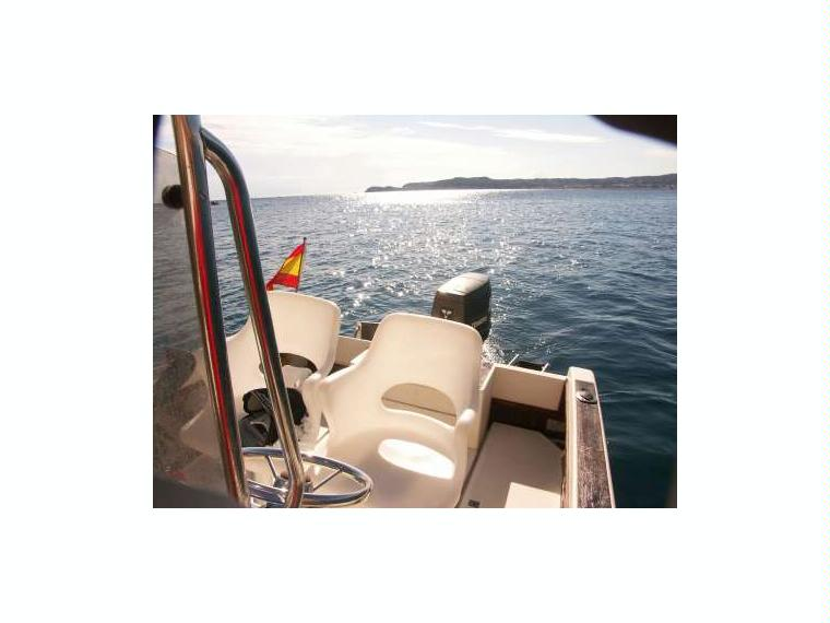 rio iberica 600 fish open in puerto de j vea power boats used 67495 inautia. Black Bedroom Furniture Sets. Home Design Ideas
