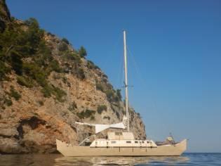 Catamaran Wharram Pahi 31