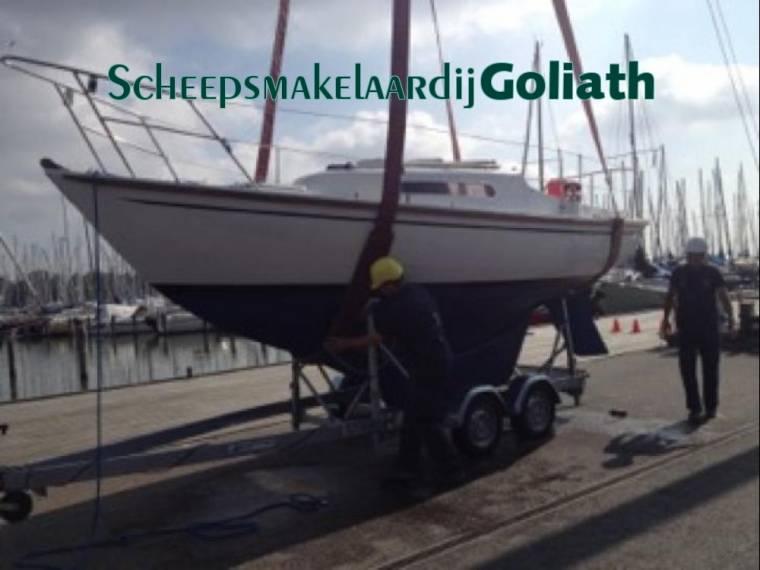 verschillende stijlen nieuw goedkoop kopen Hurley 700 in Friesland   Sailing cruisers used 52981 - iNautia