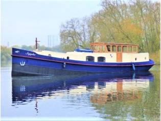 Aqualine Voyager 60 Dutch Barge