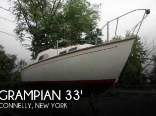 Grampian 34 Center Cockpit Sloop