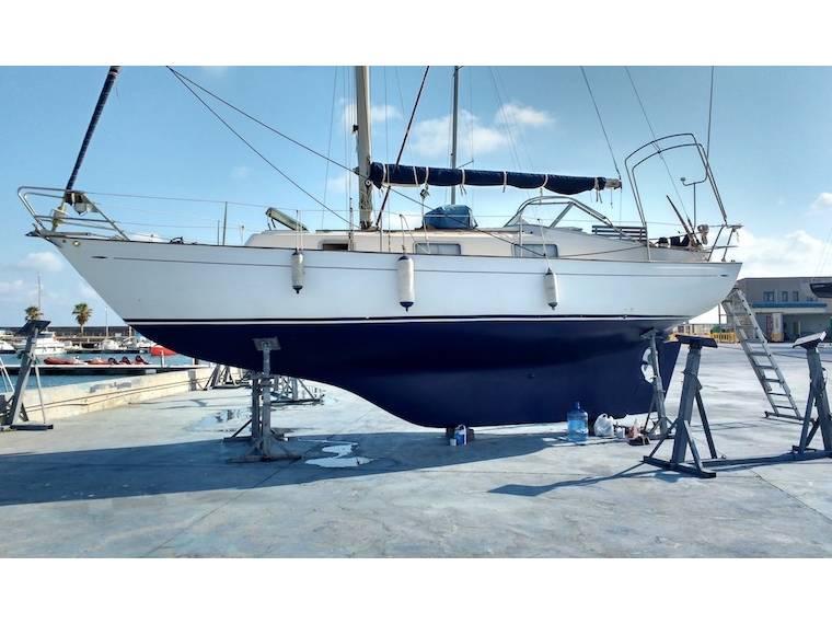Hallberg-Rassy 31 Monsun in Burriananova | Sailing cruisers used