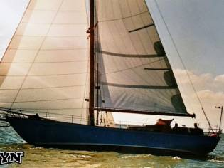 One Off Classic Sailing Yacht